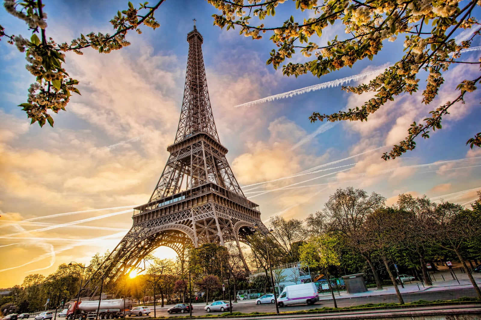 Europa Paris Madrid Roma