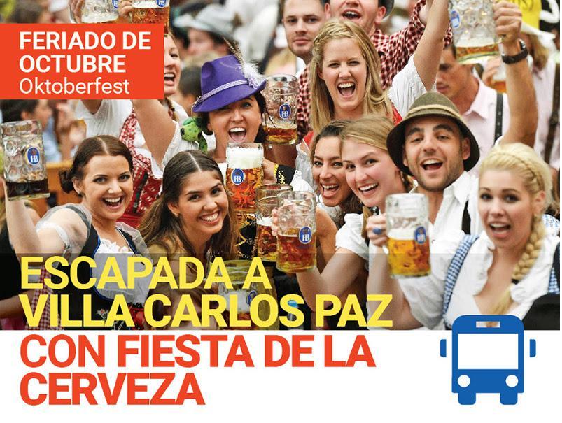 paquete a la fiesta de la cerveza oktoberfest 2017 sumaj travel