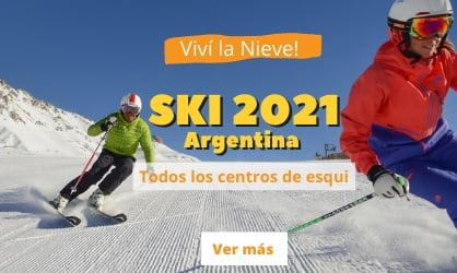 Paquetes ski las leñas catedral cerro castor