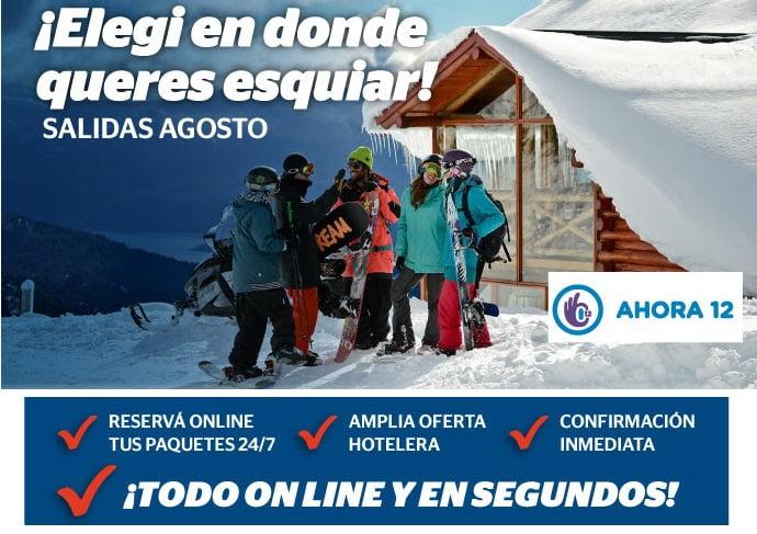 reserva online ski sumaj travel